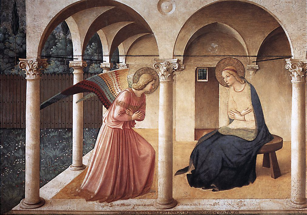 Annunziazione-Beato-Angelico